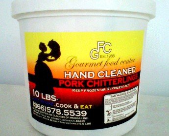 Hand Cleaned Chitterlings